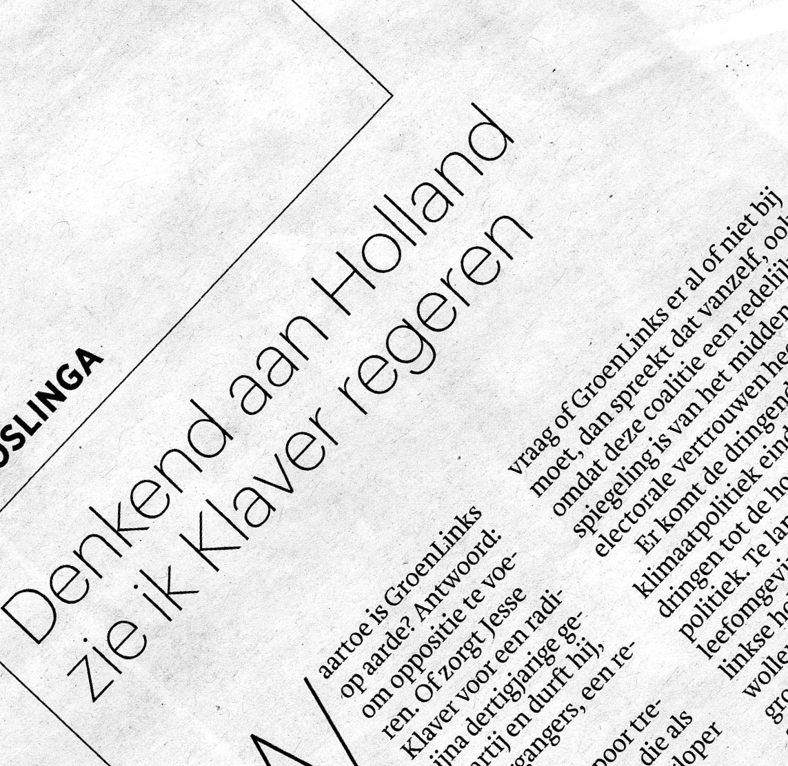 Bunt Blogt Herinnering Aan Holland Knipoog 63