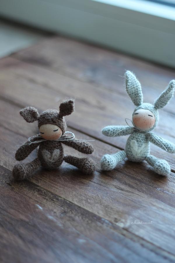 Seelchenliebe | dolls with love | erdbeerdiamant