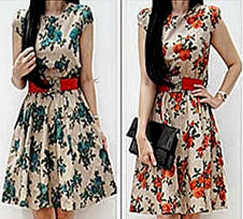 model baju fashion terbaru tanah abang 2016