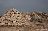 Израиль Путеводитель - Aрхеология и История: Аполлония (Арсуф)
