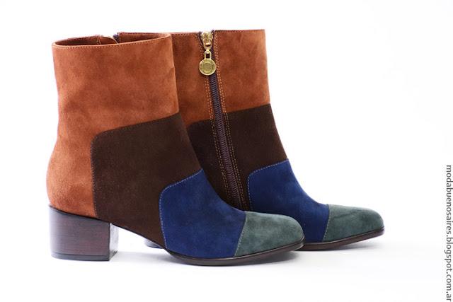 Moda invierno 2016 Saverio Di Ricci moda 2016 botas.