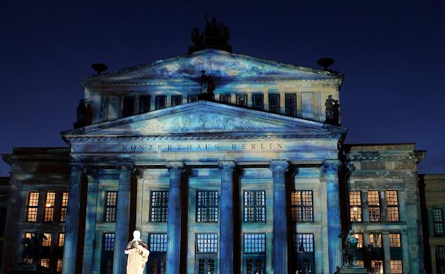 Berlin Leuchtet 2017 Konzerthaus