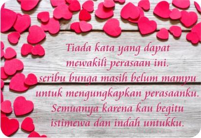 Kata Kata Ucapan Selamat Hari Valentine Buat Kekasih Tercinta