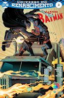DC Renascimento: Grandes Astros - Batman #3