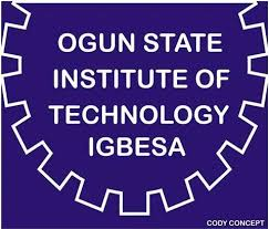 OGITECH Part Time Admission Form