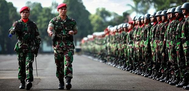 Militer Indonesia | Sumber: Munsypedia