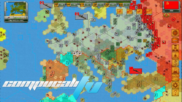 Strategic War in Europe PC Full PROPHET