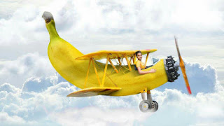 Fruit Plane | PicsArt manipulation editing | Creative Art Picsart | Picsart Background Change