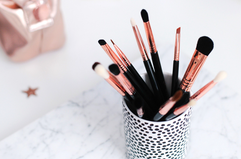 Sigma Ultimate Copper Eye Brush Set review