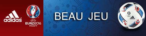PES 2013 Adidas Beau Jeu Euro 2016 Ball da9501e05
