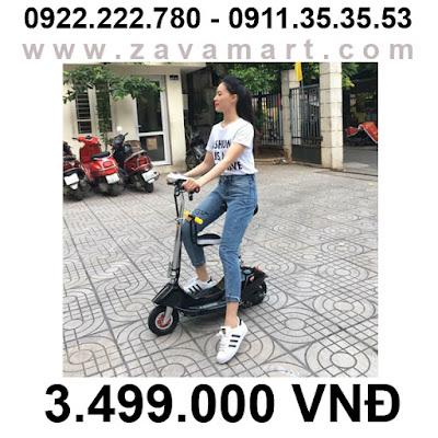 Những vấn đề cần tránh của xe điện mini E-Scooter