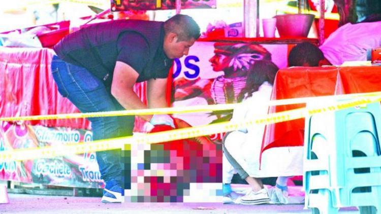 Atacan a balazos a dos lideres de tianguis de Ciudad Nezahualcóyotl, fallece uno