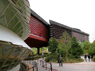 متحف برانلي  كي برانلي, باريس