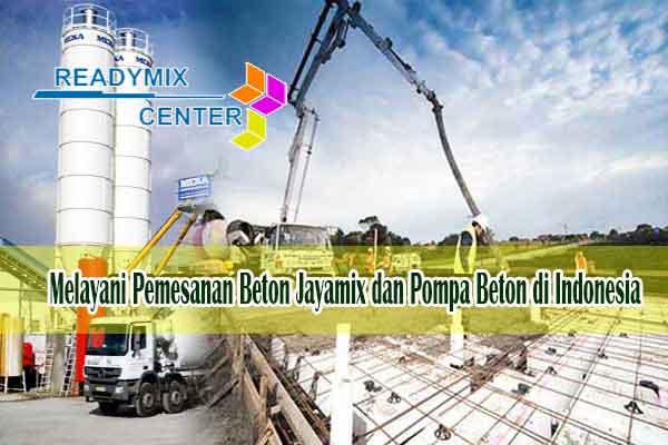 harga beton jayamix pasar rebo 2019