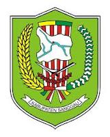 Lambang / Logo kabupaten Sanggau