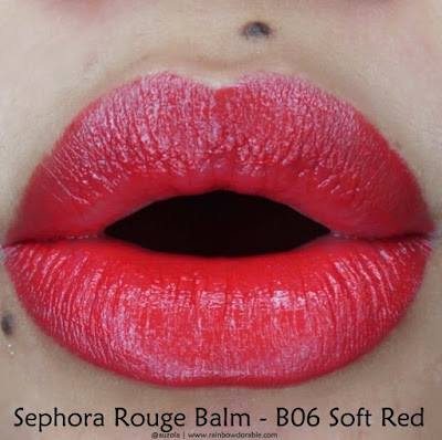 sephora rouge collection lipstick