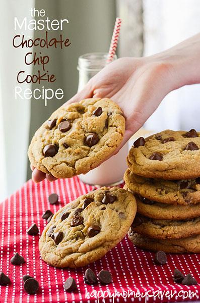 Large Gourmet Chocolate Chip Cookie Recipe