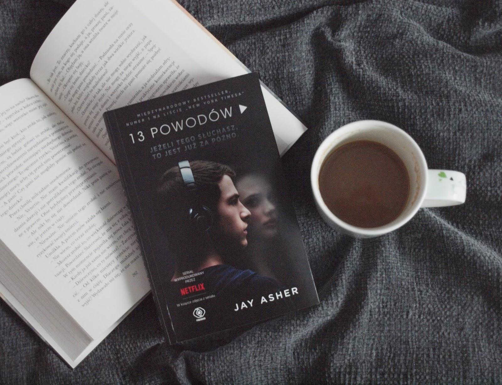 13 powodów - Jay Asher