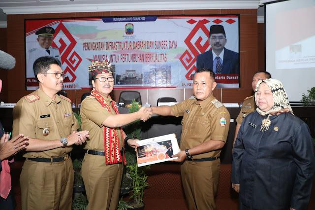 Nanang Buka Musrenbang RKPD Tahun 2019