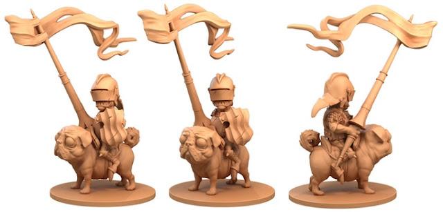 doug the flatulent Labyrinth Miniatures game