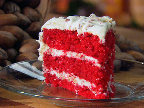 Easy Red Velvet Pound Cake Recipe