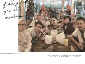 4 Alasan Ikutan Acara Buka Bersama di Bulan Ramadhan