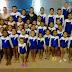 Dezessete atletas da ginástica feminina de Jundiaí são premiadas em Louveira