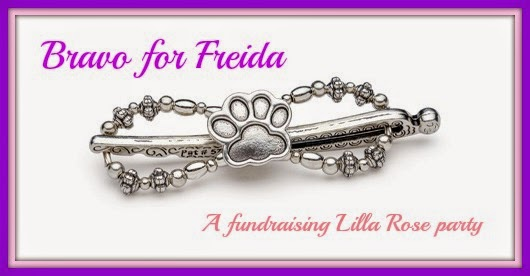 Bravo for Freida fundraiser