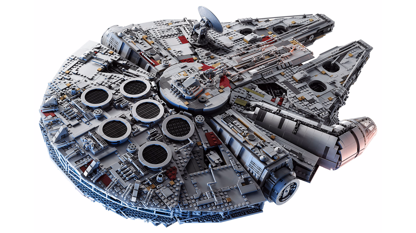 NEWS: LEGO's new Millennium Falcon is 7500 pieces! | The ...