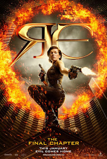 Resident Evil The Final Chapter (2017) Review