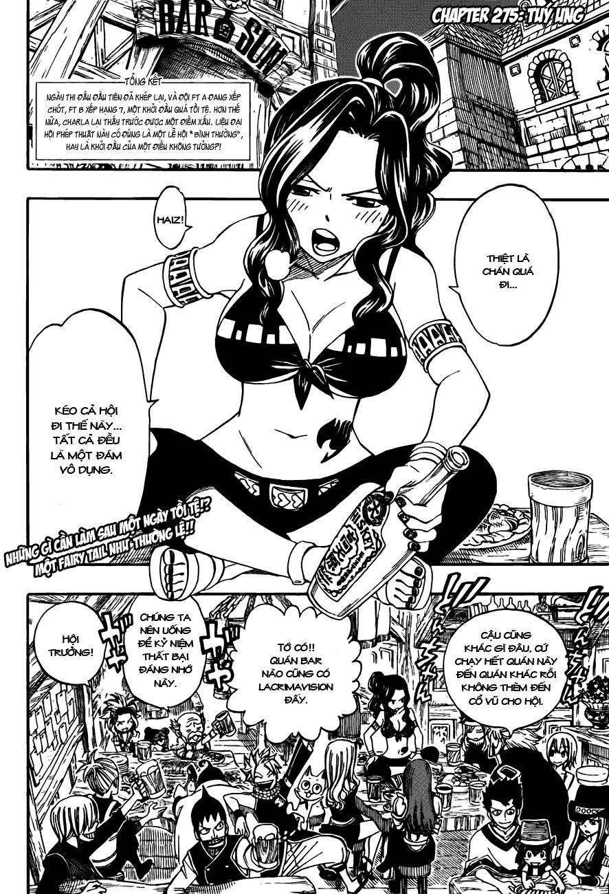 Fairy Tail chap 275 trang 2