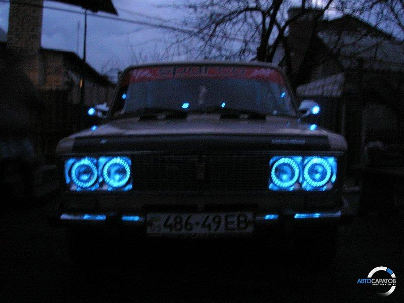 Тюнинг автомобилей Вз 2106