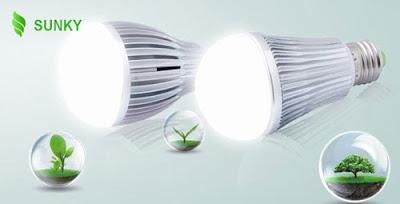 Đèn led an toàn cho sức khỏe con người và môi trường