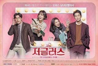 sinopsis drama korea jugglers episode 1
