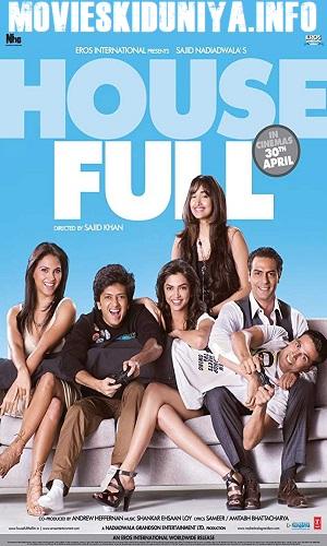 Housefull (2010) 999Mb Full Hindi Movie Download 720p Bluray
