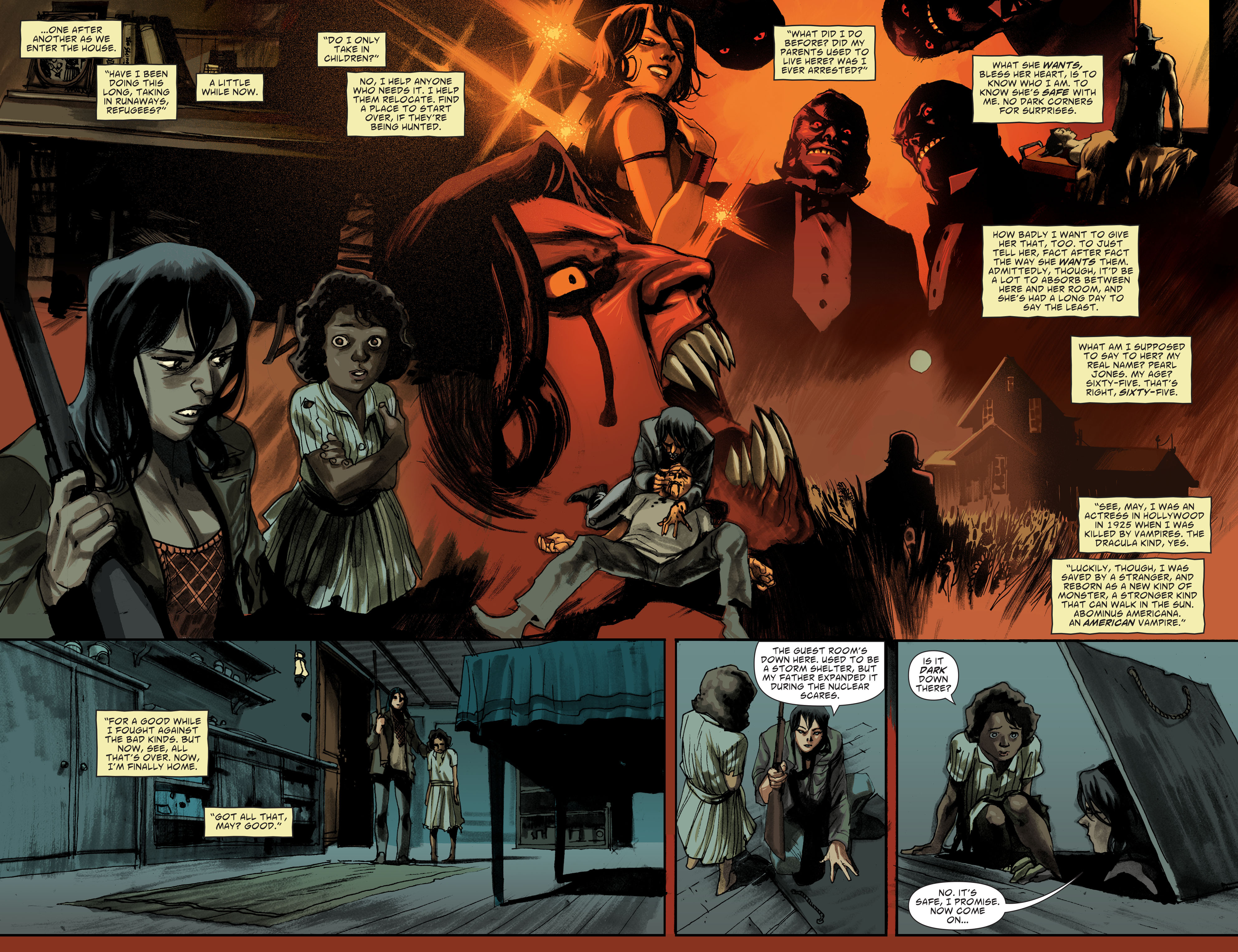 Read online American Vampire: Second Cycle comic -  Issue #1 - 16