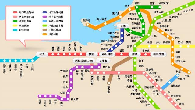 2019福岡自由行 │ 景點美食心得分享 / AChuang's Travel
