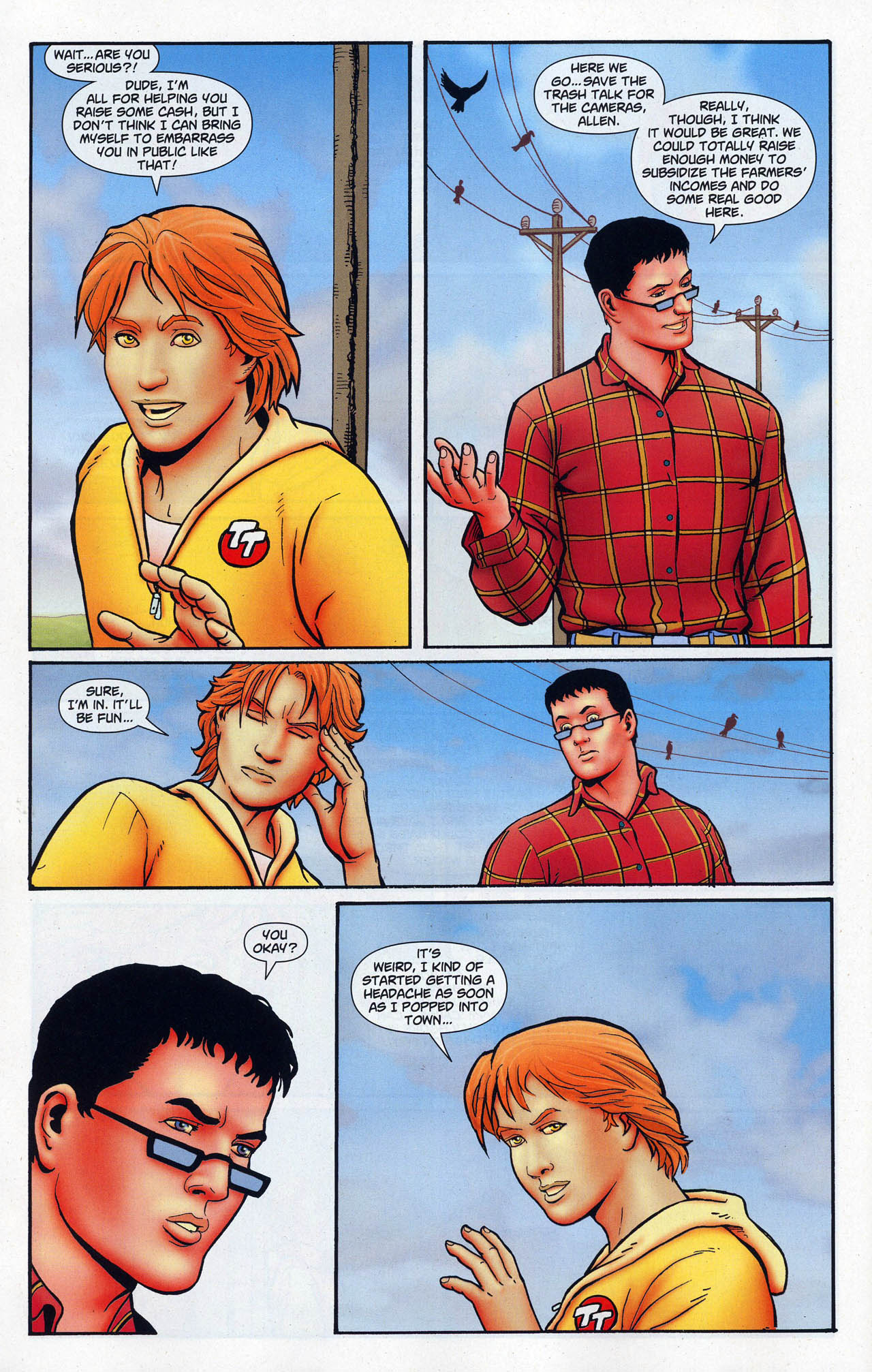 Superboy [I] Issue #3 #3 - English 13