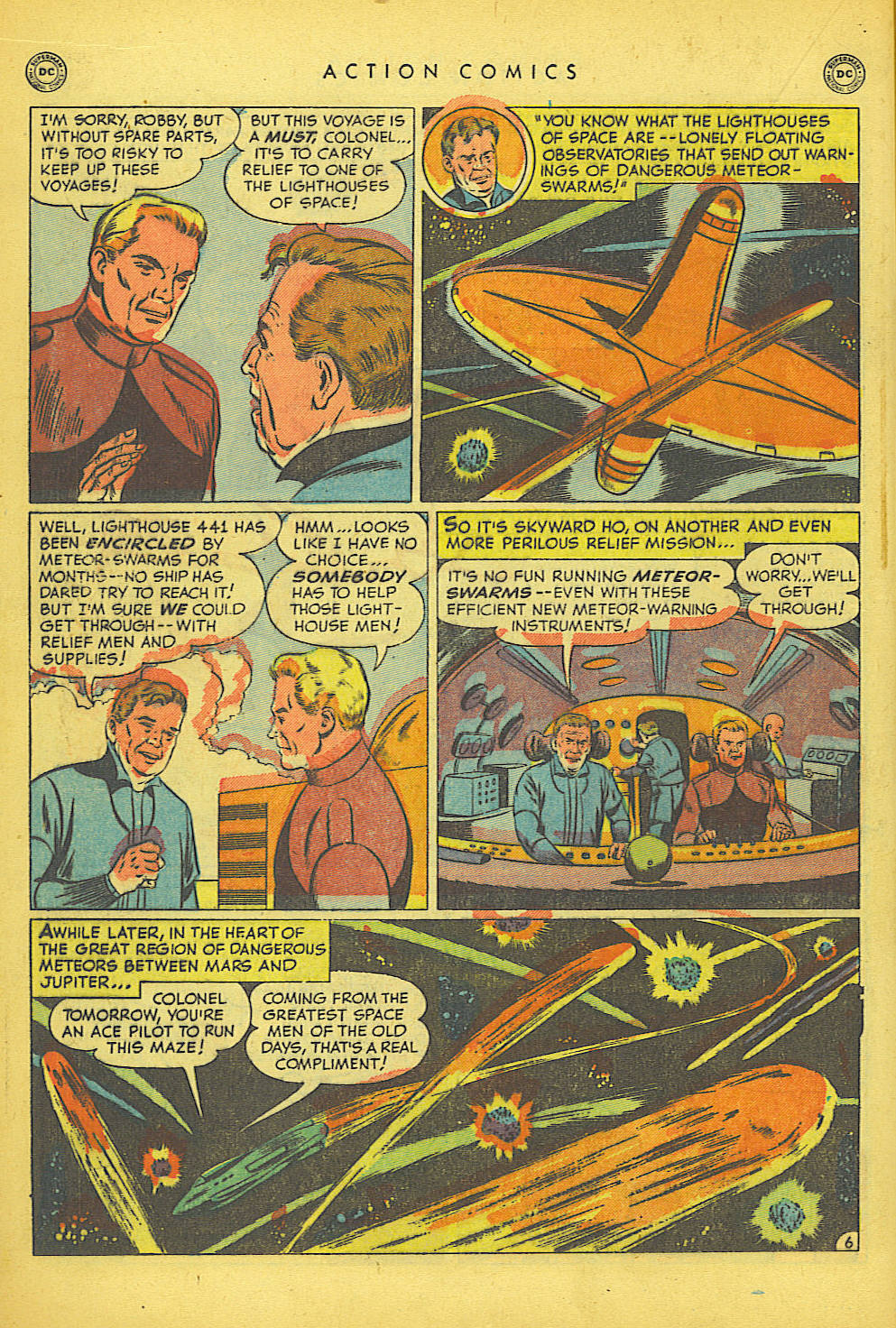 Read online Action Comics (1938) comic -  Issue #150 - 19