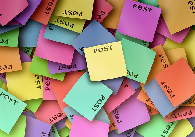 Como personalizar nuestros Post-it