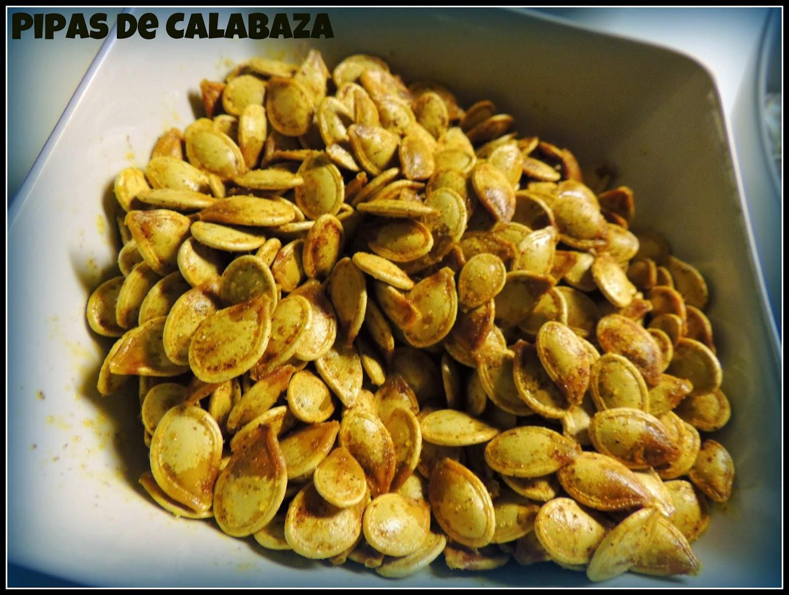 Pipas De Calabaza