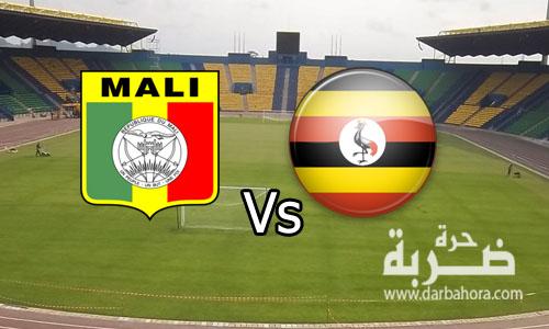 نتيجة مباراة مالى واوغندا 1-1 وخروجهم من كاس الامم الافريقية 2017