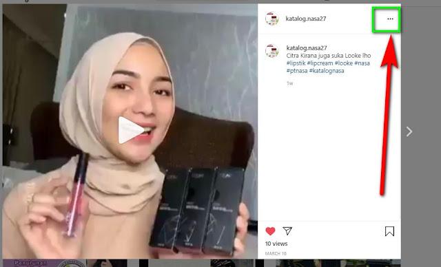 Cara Sematkan Foto atau Video Instagram Di Blog Wordpress / Blogspot