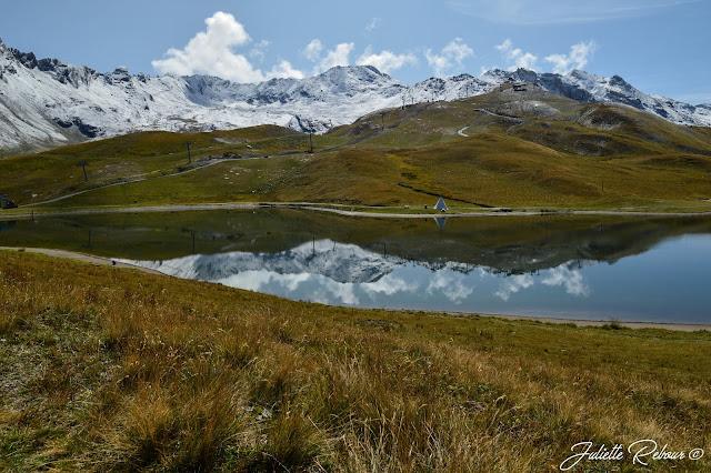Randonnée en été à Val d'Isère