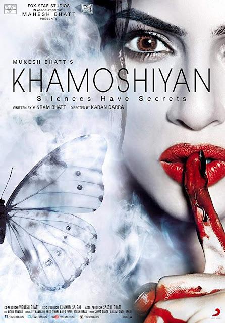 Khamoshiyan 2015 Full Hindi Movie Download 720p