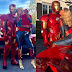 Travis Scott celebrates 27th birthday with Avengers-themed party