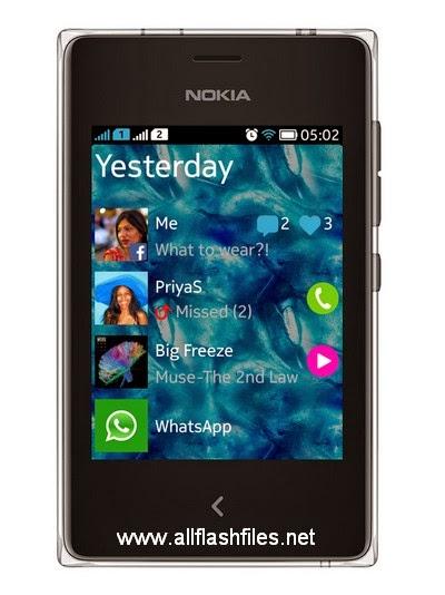 Nokia Asha 502 прошивка