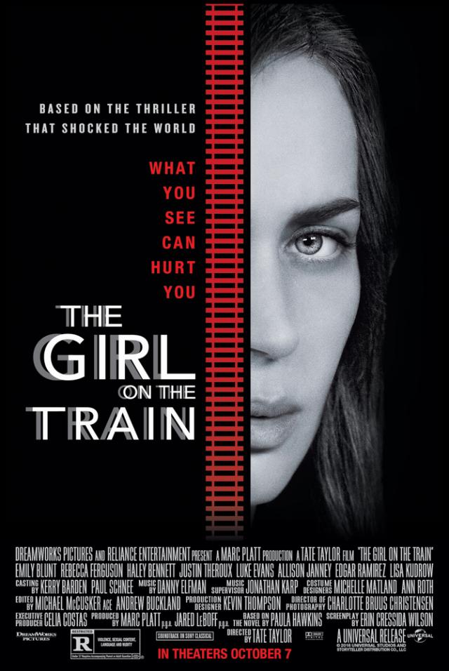 Cô Gái Trên Tàu - The Girl On The Train (2016)