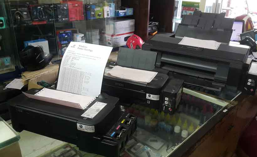 Jasa service printer Buaran