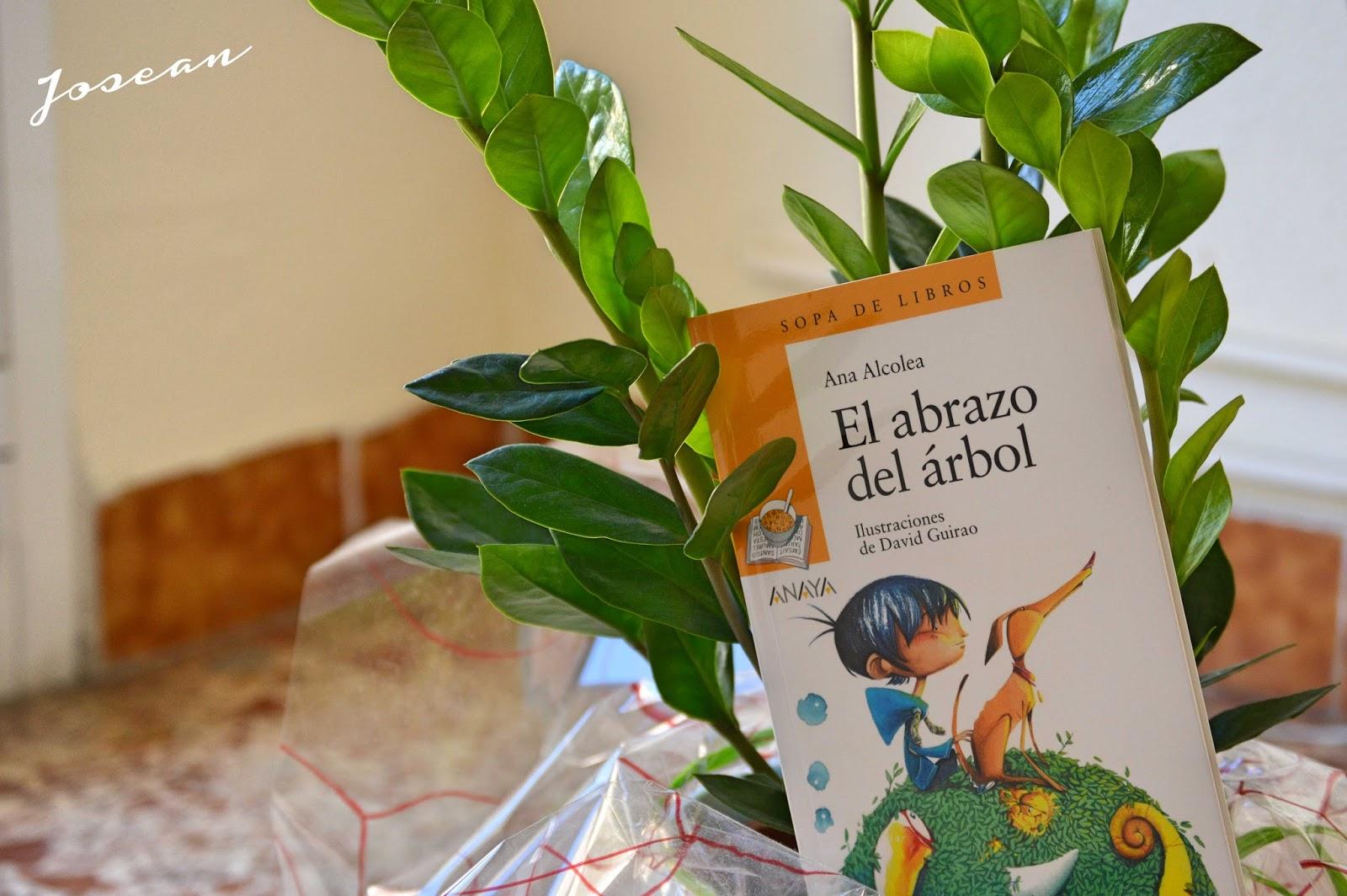 El Abrazo Del árbol Ana Alcolea David Guirao